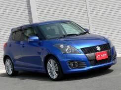 Suzuki Swift. автомат, передний, 1.6, бензин, 21 586 тыс. км, б/п. Под заказ