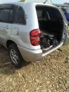 Задняя часть автомобиля. Toyota RAV4, ACA26, ACA21, ACA21W
