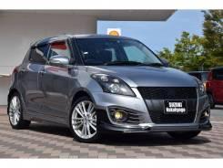 Suzuki Swift. механика, передний, 1.6, бензин, 8тыс. км, б/п. Под заказ
