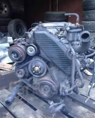 Блок цилиндров. Toyota Land Cruiser, HDJ81, HDJ81V Двигатель 1HDT