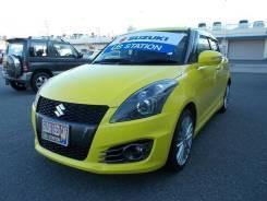 Suzuki Swift. механика, передний, 1.6, бензин, 26тыс. км, б/п. Под заказ