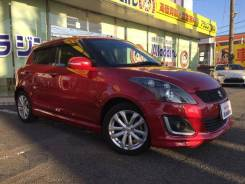 Suzuki Swift. автомат, передний, 1.2, бензин, 43 тыс. км, б/п. Под заказ