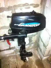 Gladiator. 3,50л.с., 2-тактный, бензиновый, нога S (381 мм), Год: 2014 год