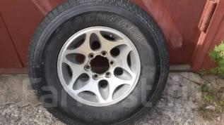 Запасное колесо на Паджеро и другие джипы. 6x139.70 ET10 ЦО 110,0мм.