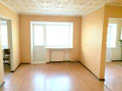 3-комнатная, улица Строителей 25а. агентство, 55 кв.м.