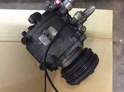 Компрессор кондиционера. Honda Capa, GA4 Двигатель D15B