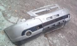 Крепление бампера. Chevrolet Niva