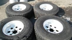 Centerline Wheels. 10.0x16, 6x139.70, ET-40