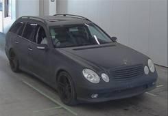 Усилитель w211 Mercedes-Benz E-Class