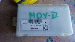 Блок управления двс. Acura MDX Honda MDX, CBA-YD1, UA-YD1 Двигатель J35A