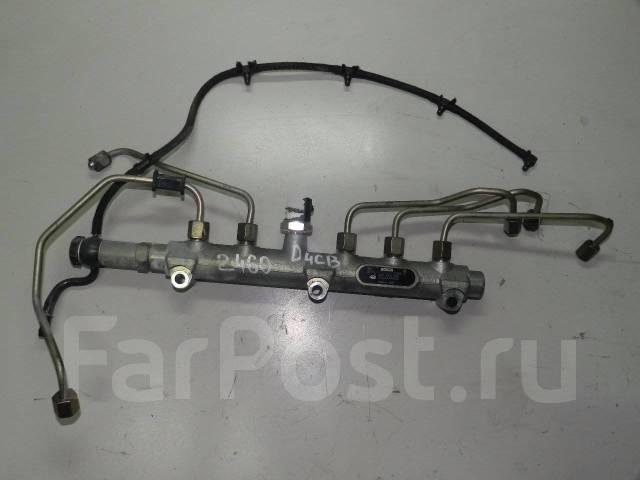 Топливная рейка. Kia Sorento, BL Двигатели: D4CB, D4CBAENG