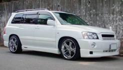 Обвес кузова аэродинамический. Toyota Kluger V, MCU25, ACU20, MCU20, ACU25, ACU20W, ACU25W, MCU20W, MCU25W Toyota Highlander, MCU25, MCU20, ACU25L, MC...