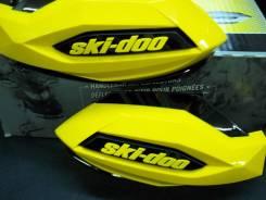Защита рук BRP Ski-Doo, желтая 860200710