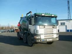 Scania R124. Продается бетоносмеситель, 12 000 куб. см., 10,00куб. м.