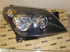 Фара. Opel Astra