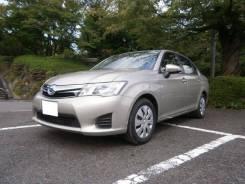 Toyota Corolla Axio. автомат, передний, 1.5, электричество, 44 000 тыс. км, б/п. Под заказ