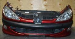 Ноускат. Peugeot 206, 2A/C, 2B Двигатели: TU3A, TU5JP4, TU3JP