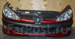 Ноускат. Peugeot 206, 2B Двигатели: TU3A, TU3JP, TU5JP4
