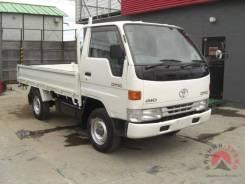 Toyota Dyna. LY162 бортовой 4вд, двигатель 5L, колёса одинаковые, 3 000куб. см., 1 500кг. Под заказ