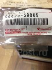 Распылитель форсунки топливной. Toyota: Regius Ace, Crown Majesta, Crown, Land Cruiser, Hiace, Land Cruiser Prado, Hilux Двигатели: 2LTE, 2LTHE