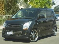 Suzuki Wagon R. механика, передний, 0.7, бензин, 37тыс. км, б/п. Под заказ