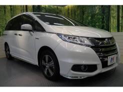 Honda Odyssey. автомат, передний, 2.0, бензин, 16 550 тыс. км, б/п. Под заказ