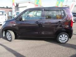 Suzuki Wagon R. механика, передний, 0.7, бензин, 14тыс. км, б/п. Под заказ
