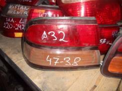 Стоп-сигнал. Nissan Cefiro, A32 Двигатель VQ20DE
