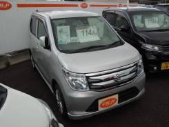 Suzuki Wagon R. автомат, 4wd, 0.7, бензин, 8 тыс. км, б/п. Под заказ