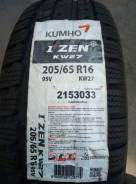 Kumho I'Zen KW27. Зимние, без шипов, 2013 год, без износа, 4 шт