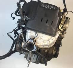 Двигатель в сборе. Renault Laguna