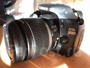 Canon EOS 550D Body. 15 - 19.9 Мп, зум: 14х и более