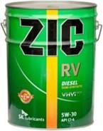 ZIC RV. Вязкость 5W-30, полусинтетическое