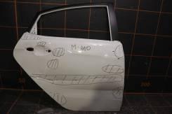 Kia Rio III Sedan - Дверь задняя правая (11-) - 770044Y000