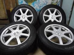 Продам Отличные Стильные колёса Reverline+Зима Жир 225/60R17. 7.0x17 5x100.00, 5x114.30 ET48
