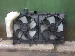 Радиатор охлаждения двигателя. Subaru Legacy, BH9, BH5, BHCB5AE, BHC, BHE Двигатели: EJ25, EJ20, EZ30