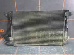 Volkswagen Golf V - Радиатор кондиционера в сборе с осушителем