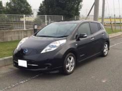 Nissan Leaf. вариатор, передний, бензин, б/п. Под заказ