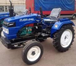 Zubr. Мини трактор 240D, 24 л.с.
