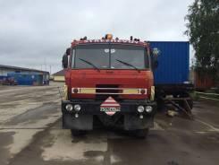 Tatra T815. Продам седельный тягач - Tatra, 815, Кол-во - 2 единицы. В идеальном с, 20 000куб. см., 37 500кг., 6x6