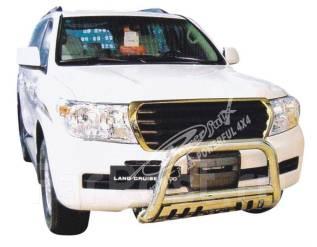 Кенгурятники. Toyota Land Cruiser, GRJ200, J200, URJ200, UZJ200, UZJ200W, VDJ200