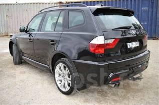 BMW X3. ПТС, документы, комплект документов, левый руль , железо