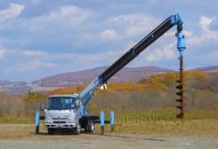 Toyota Toyoace. Продам автобуровую 2012 г. полная пошлина, без пробега, 4 000 куб. см., 3 000 кг.