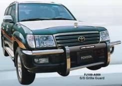 Кенгурятники. Toyota Land Cruiser, FZJ100, HDJ100, HDJ100L, J100, UZJ100, UZJ100L, UZJ100W