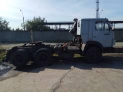 Камаз 5410. седельный тягач, 10 850 куб. см., 20 000 кг.