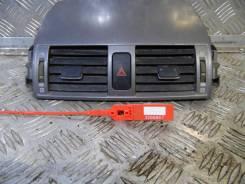Решетка вентиляционная. Toyota Corolla, ADE150, ZZE150, ZRE152, ZRE151, NDE150 Двигатели: 2ZRFE, 1NDTV, 1ZRFE, 4ZZFE, 1ADFTV