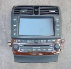 Блок управления климат контролем Honda Inspire UC1