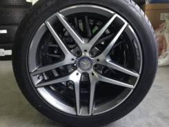 Колеса в сборе для S-класса W/V222 A22240101007X21 / A22240100007X21. 8.5/9.5x19 5x112.00 ET38/38 ЦО 66,6мм.