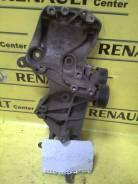Крепление компрессора кондиционера. Renault Megane, EA, BA, LA, KA, DA Двигатели: K4J, F3R, K4M, F9Q, F4P, E7J, F8Q, F5R, F7R