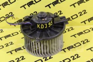 Мотор печки. Toyota Land Cruiser, KDJ90, KDJ95, KZJ90, KZJ95, LJ90, LJ95, RZJ95, VZJ95 Toyota Hilux Surf, KDN185, KDN185W, KZN185, KZN185G, KZN185W, R...